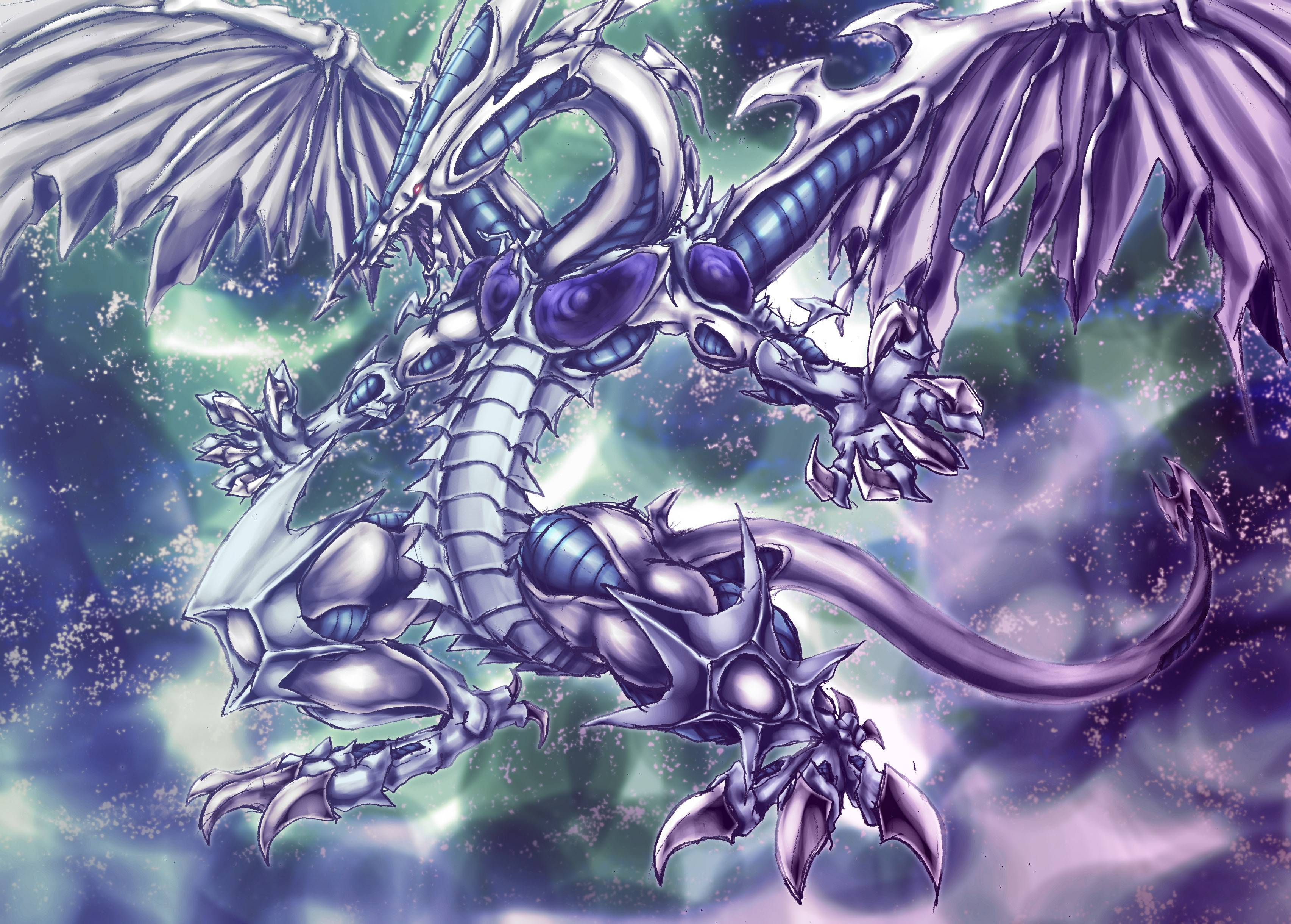 stardust dragon wallpaper 111963 high definition wallpapers suwall