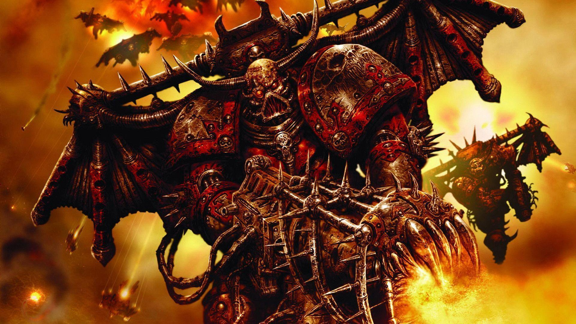wallpaper warhammer 40k video - photo #26