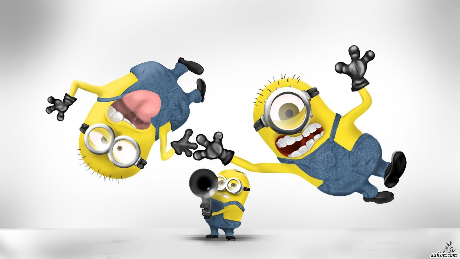 Download HD Minion Wallpapers for Mobile Phones