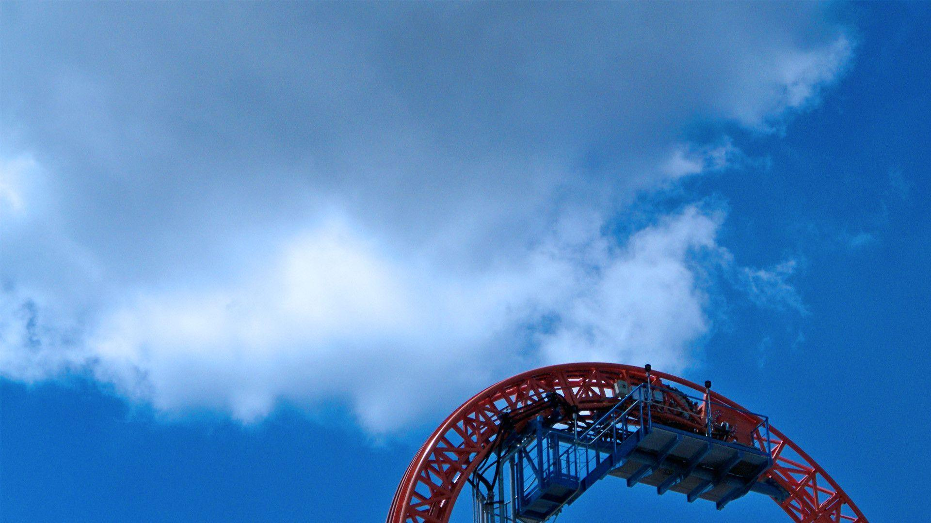 xmas roller coaster hd - photo #5