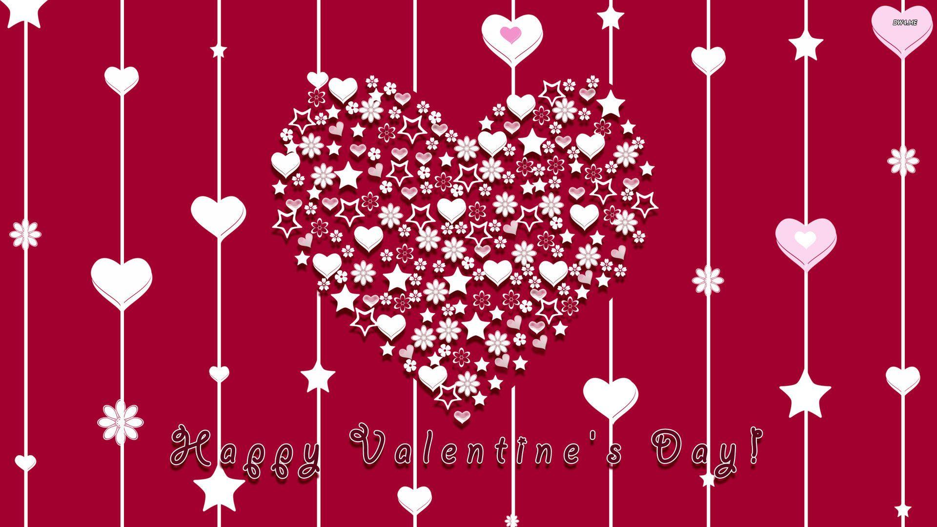 Happy Valentines Day Backgrounds - Wallpaper Cave