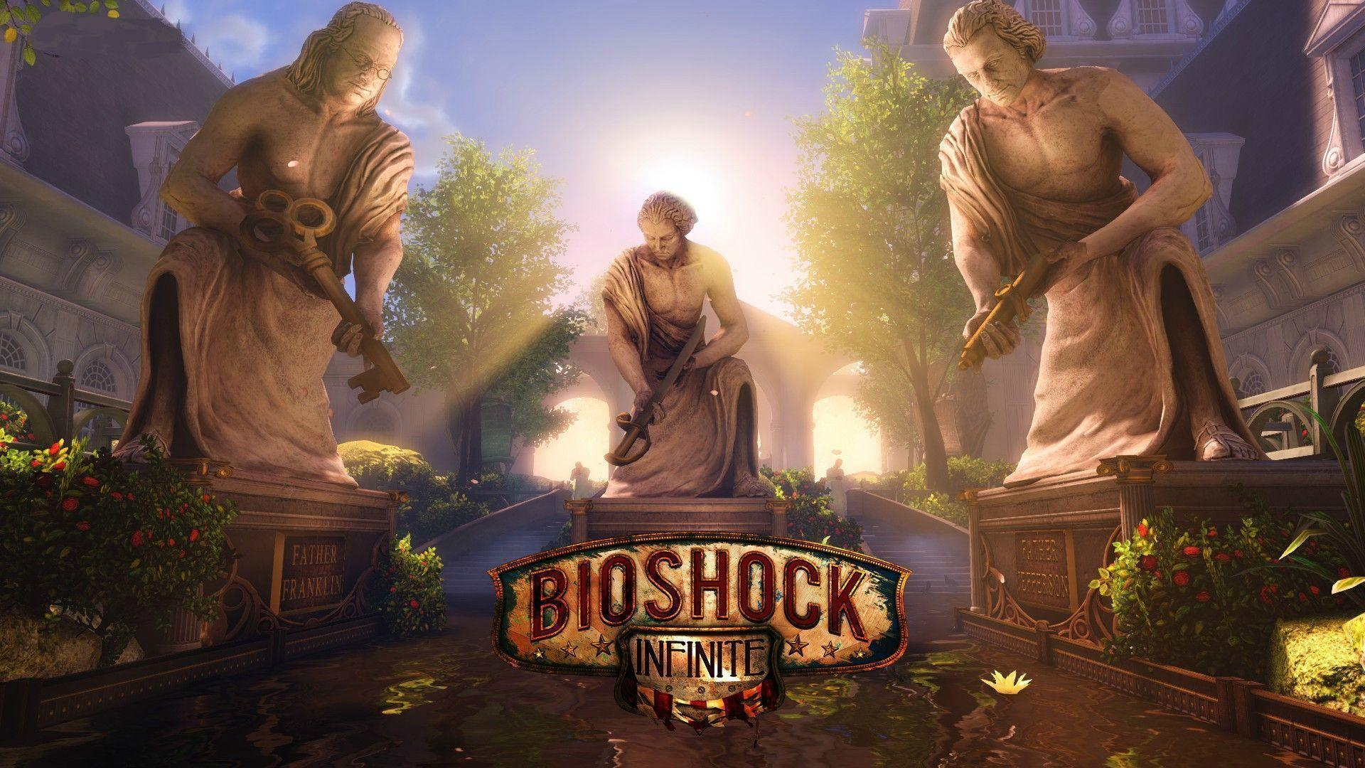 Image For > Bioshock Infinite Hd Wallpapers 1080p