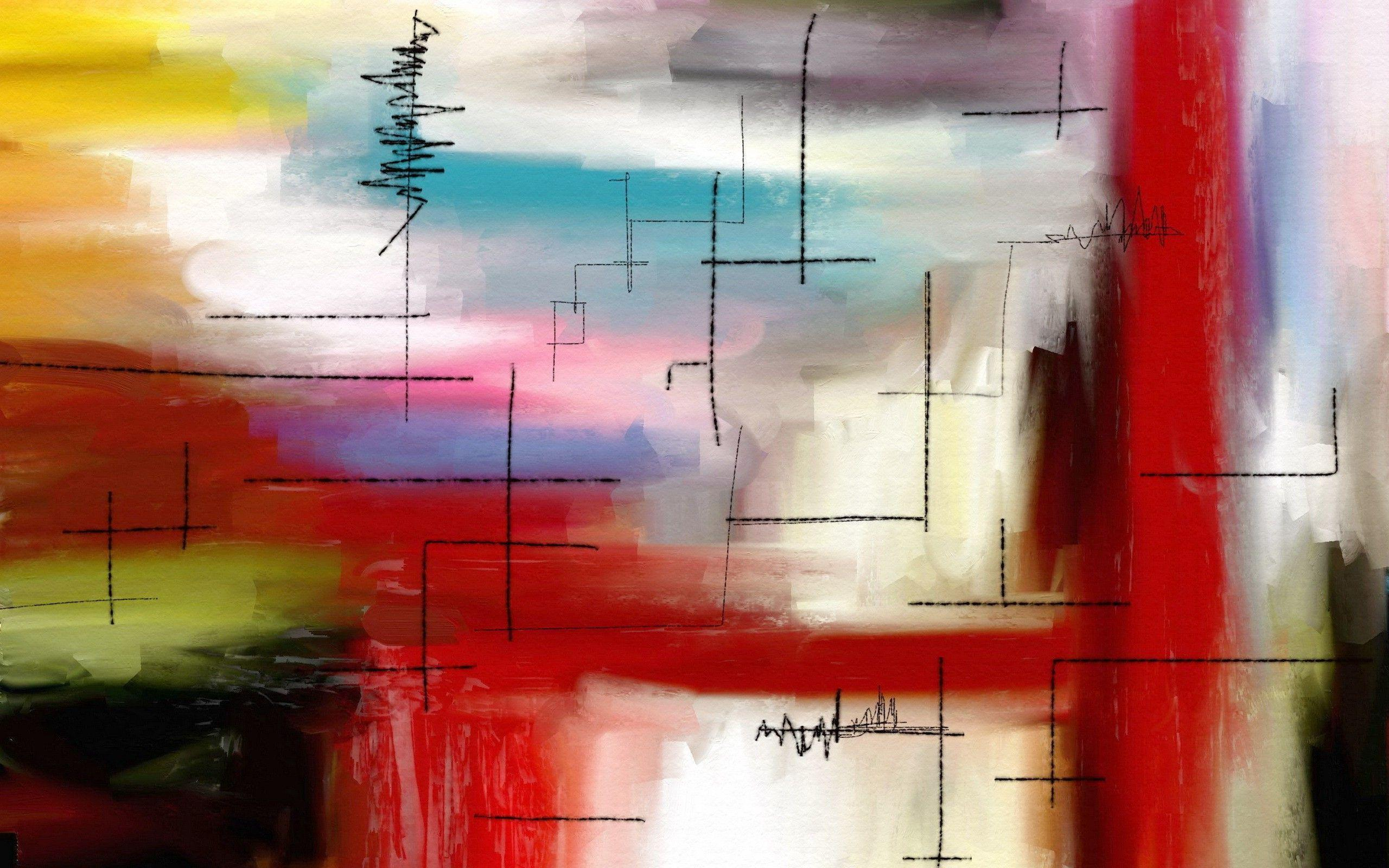 abstract painting background twenty - photo #13
