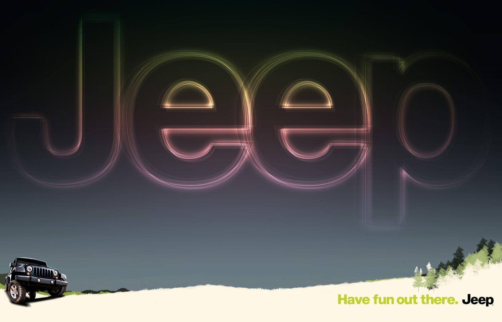 Logos For > Jeep Logo Wallpaper