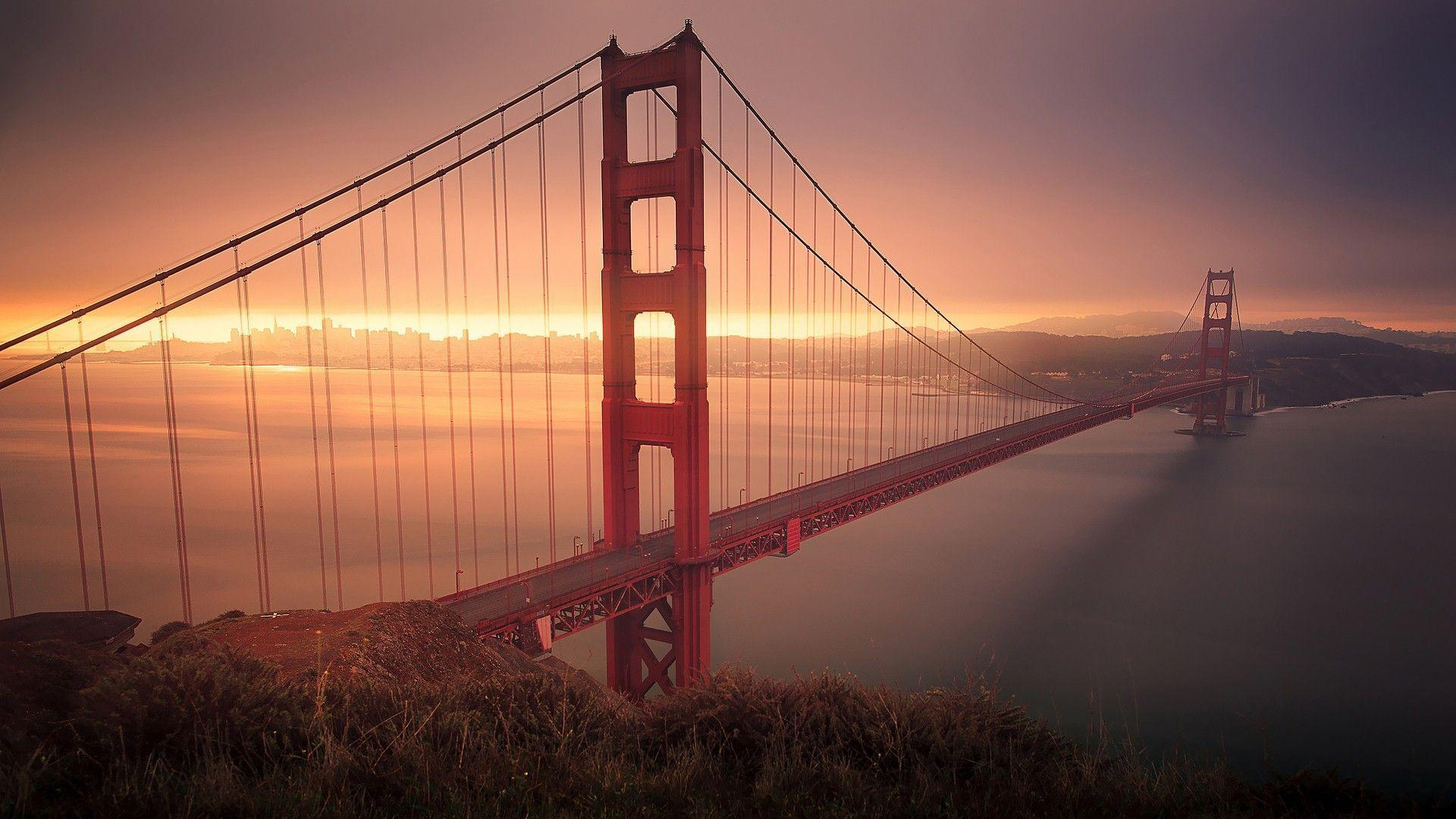 139 Golden Gate Wallpapers | Golden Gate Backgrounds Page 2