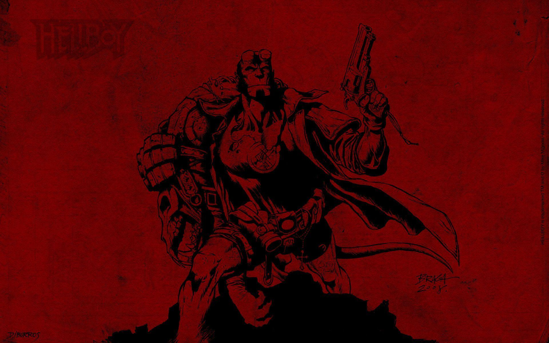 Hellboy Wallpapers - Full HD wallpaper search
