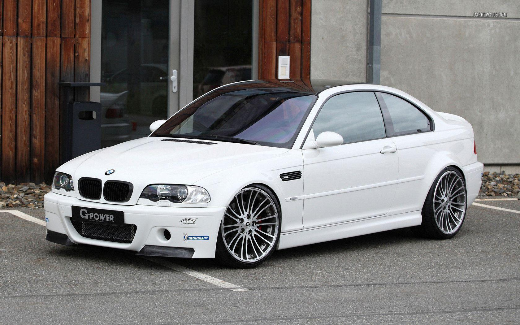 BMW M3 E46 Wallpapers Cool HD