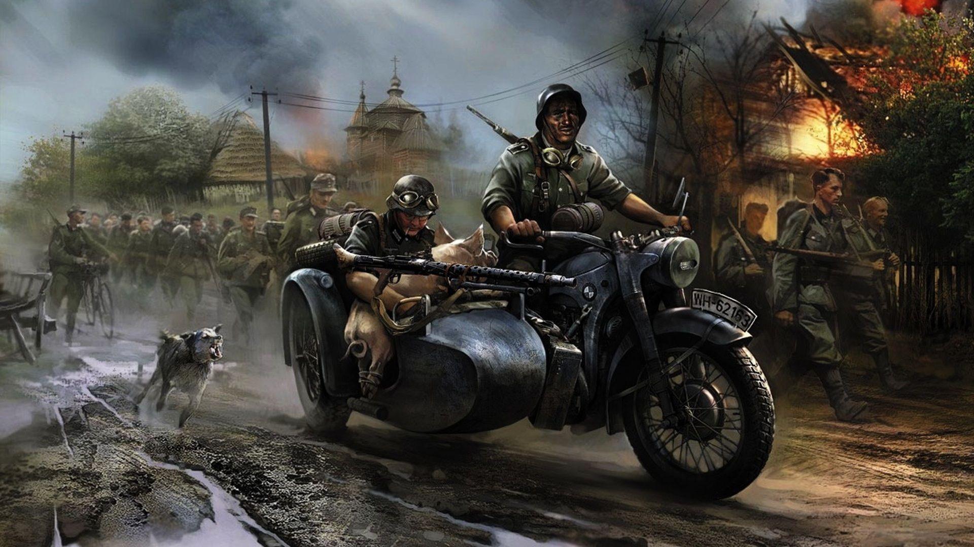 ww2 german army wallpaper - photo #1