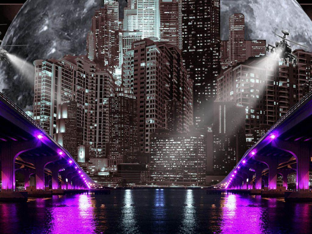 Image For > Dark City Wallpapers
