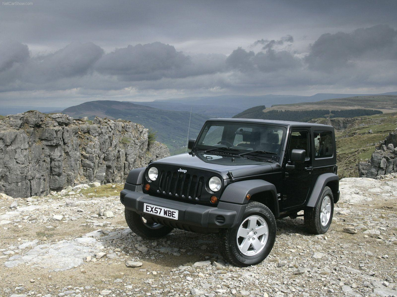 Jeep Wrangler Wallpaper 8