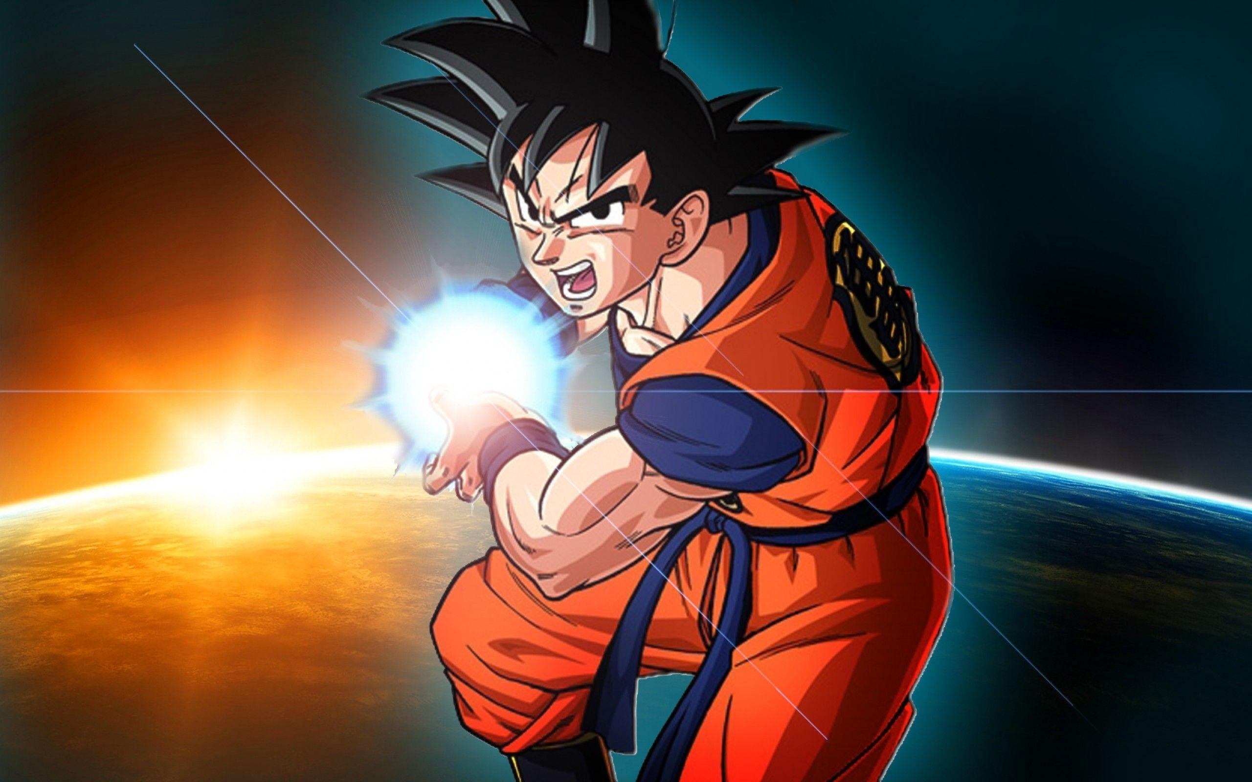 Goku Wallpaper Android