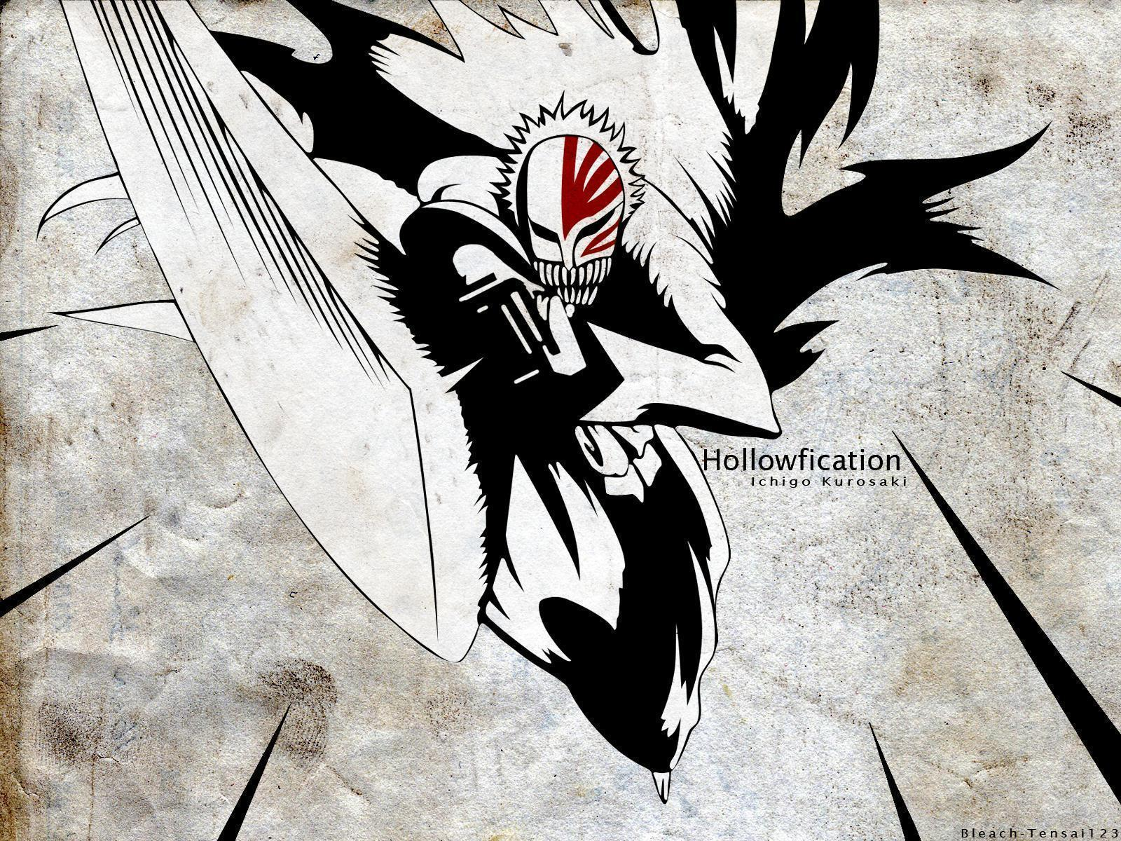 bleach ichigo hollow wallpaper - photo #32