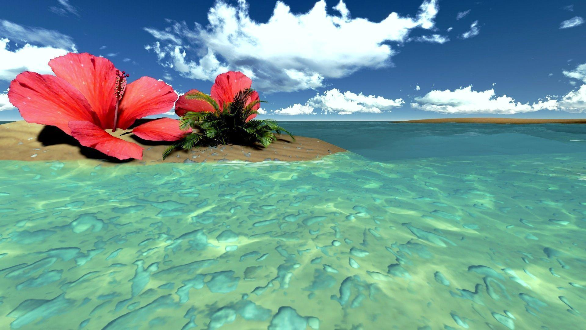 tropical hd wallpaper widescreen 1920x1080 - photo #23