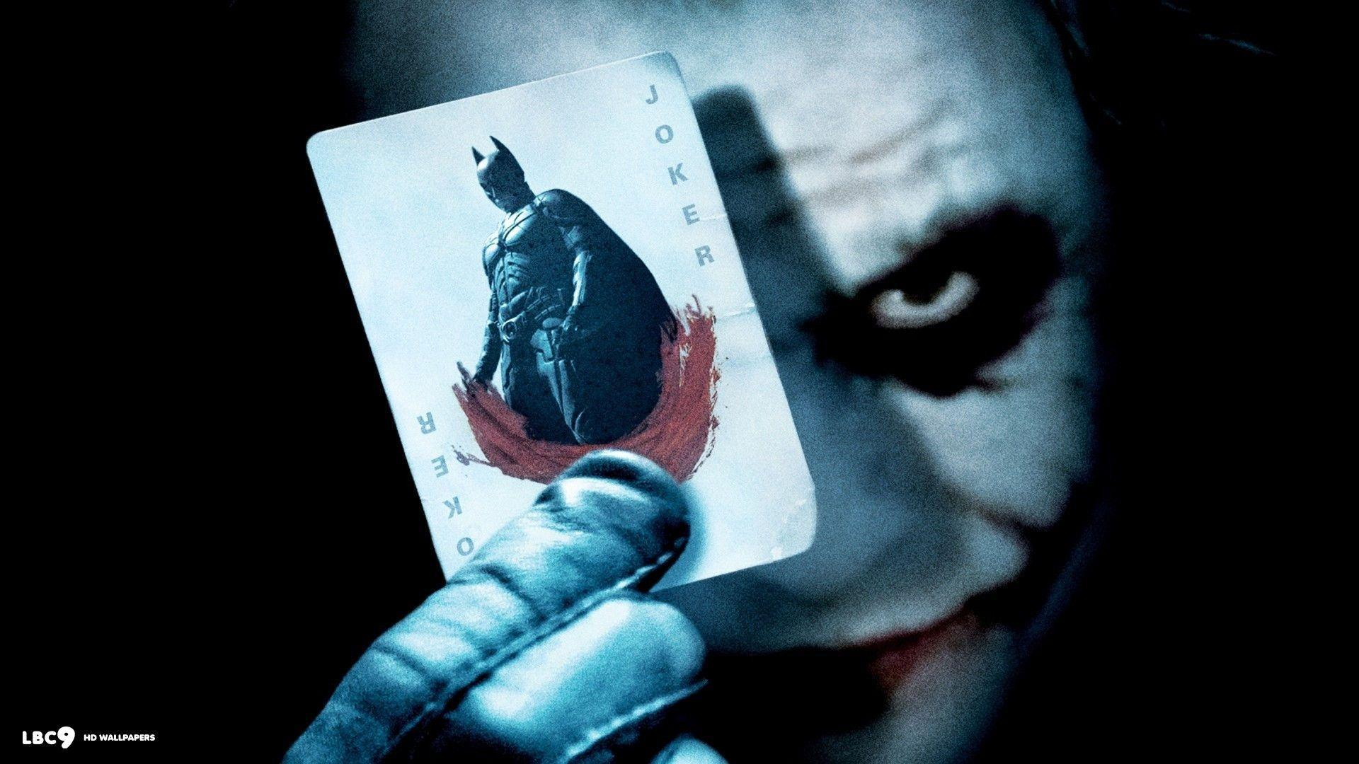 Joker Dark Knight Wallpapers Wallpaper Cave