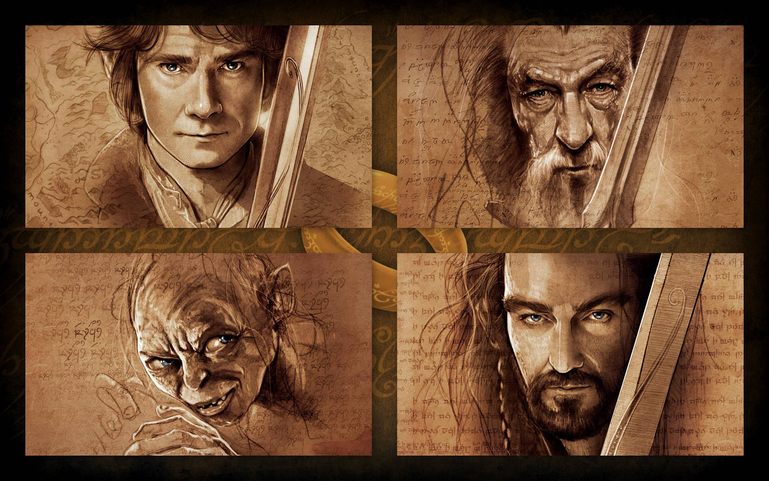 87 The Hobbit: An Unexpected Journey Wallpapers | The Hobbit: An ...