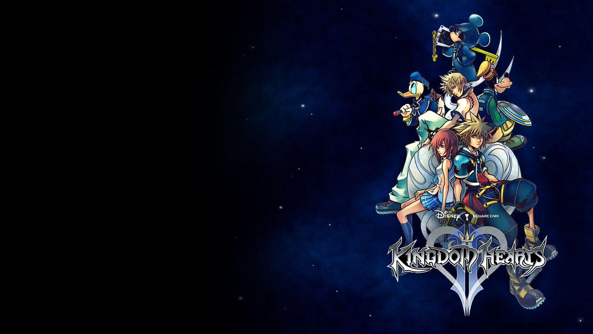 Wallpapers For > Kingdom Hearts 3 Wallpapers Hd 1920x1080