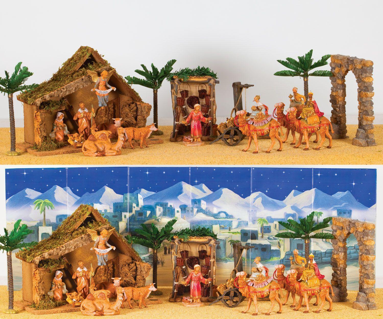 nativity scene backgrounds