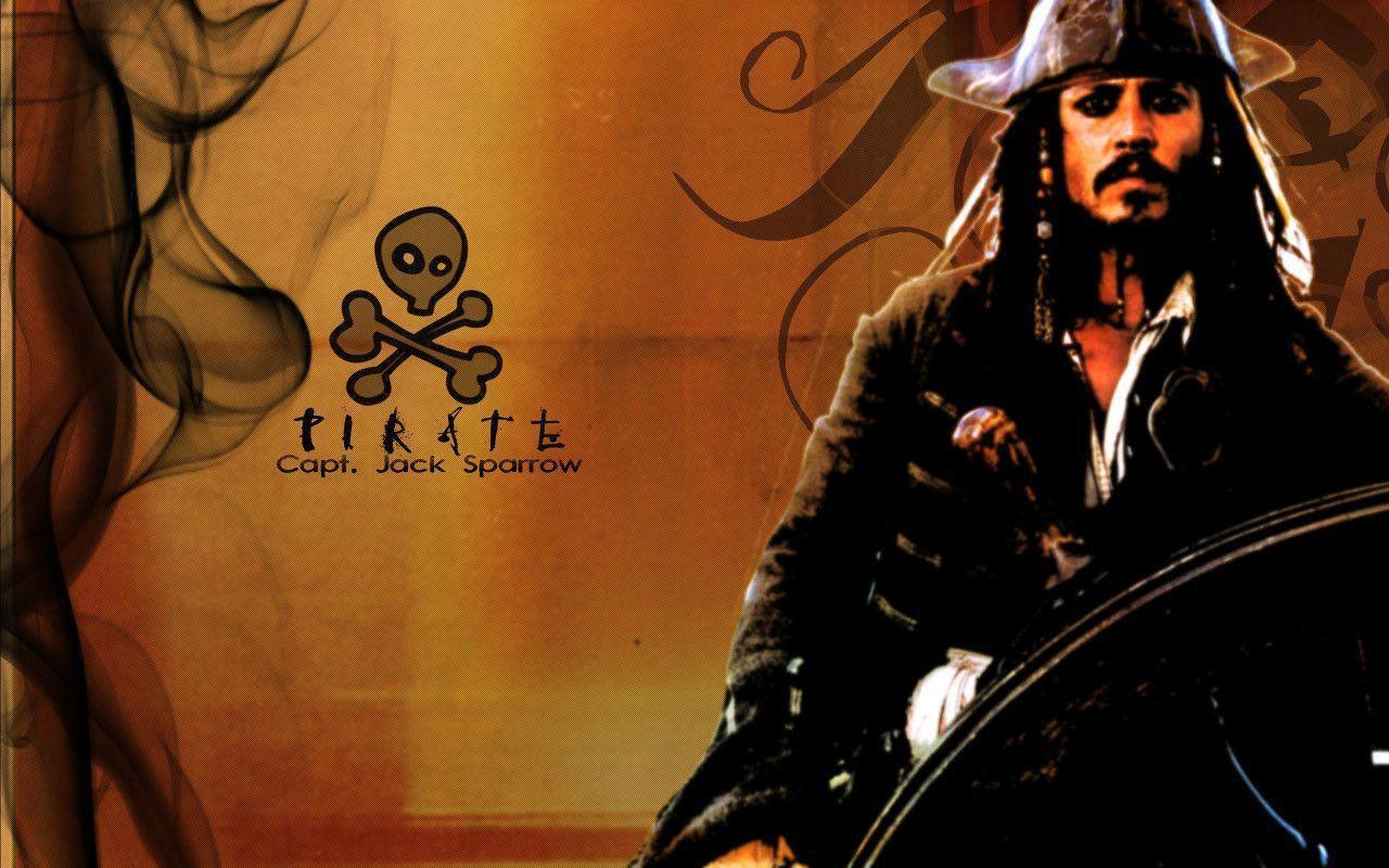Captain Jack Sparrow - Captain Jack Sparrow Wallpaper (7793856 ...