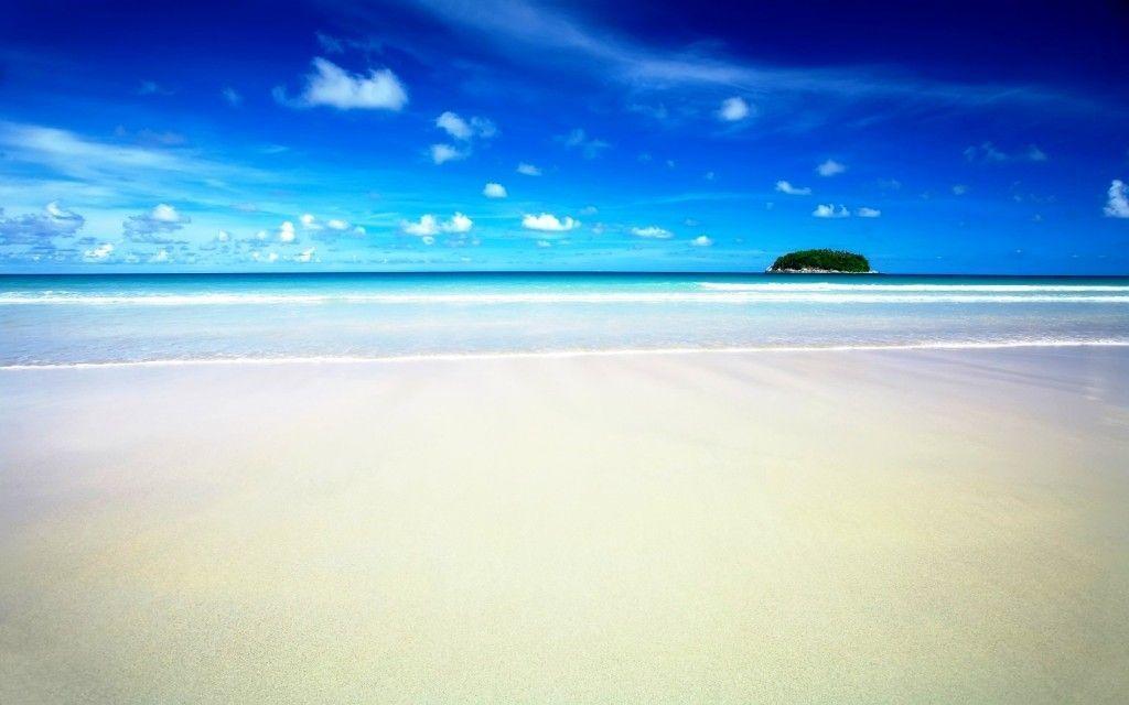 Free Beach Desktop Wallpapers