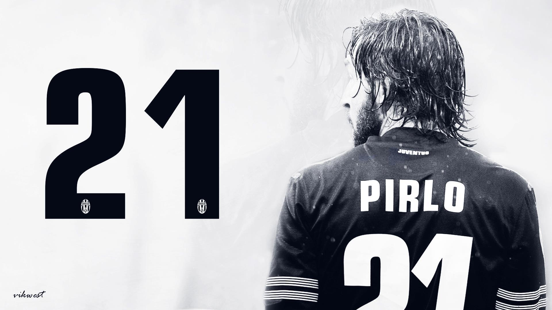 Andrea Pirlo Wallpapers Juventus Backgrounds