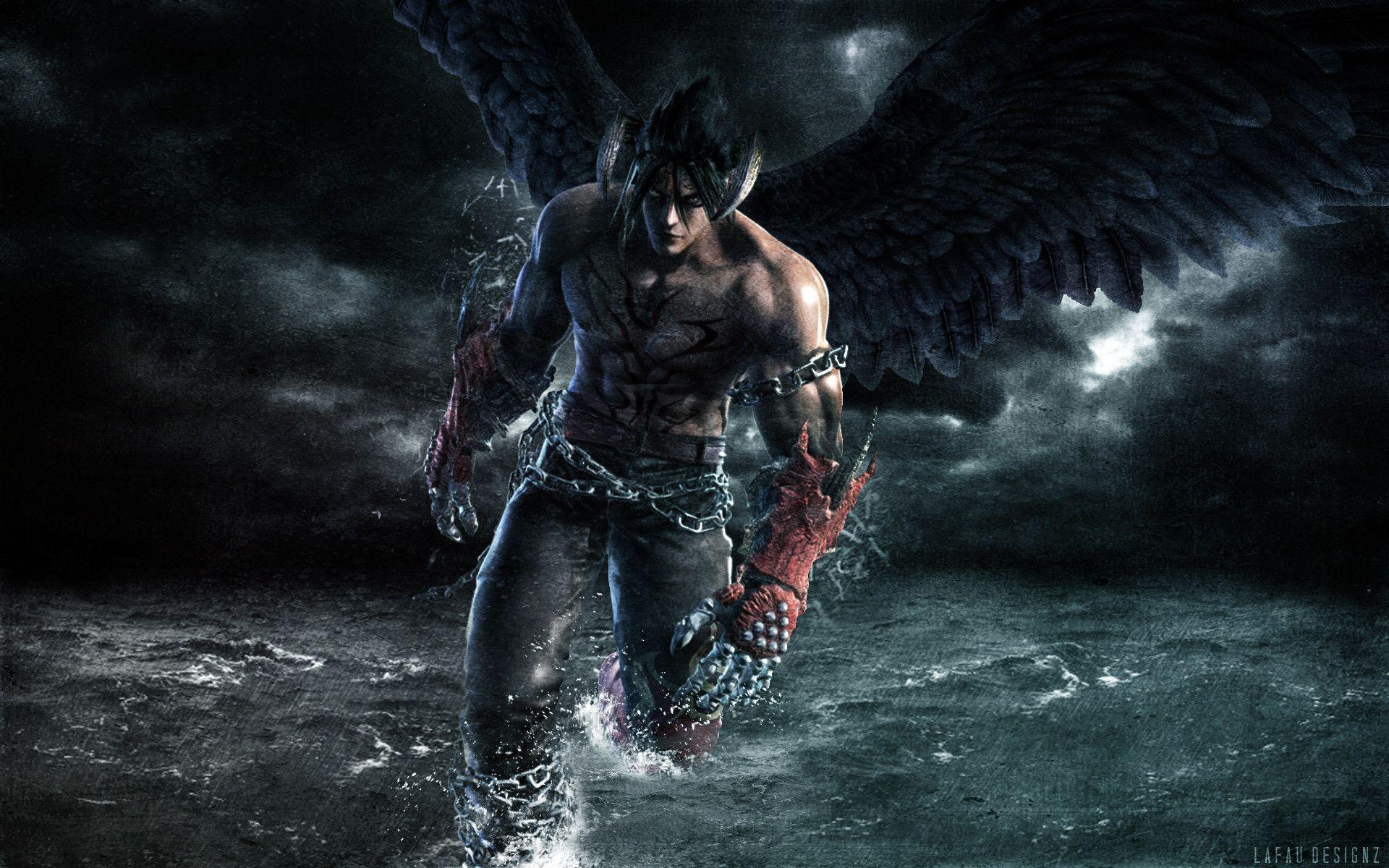 tekken 6 devil jin wallpapers wallpaper cave