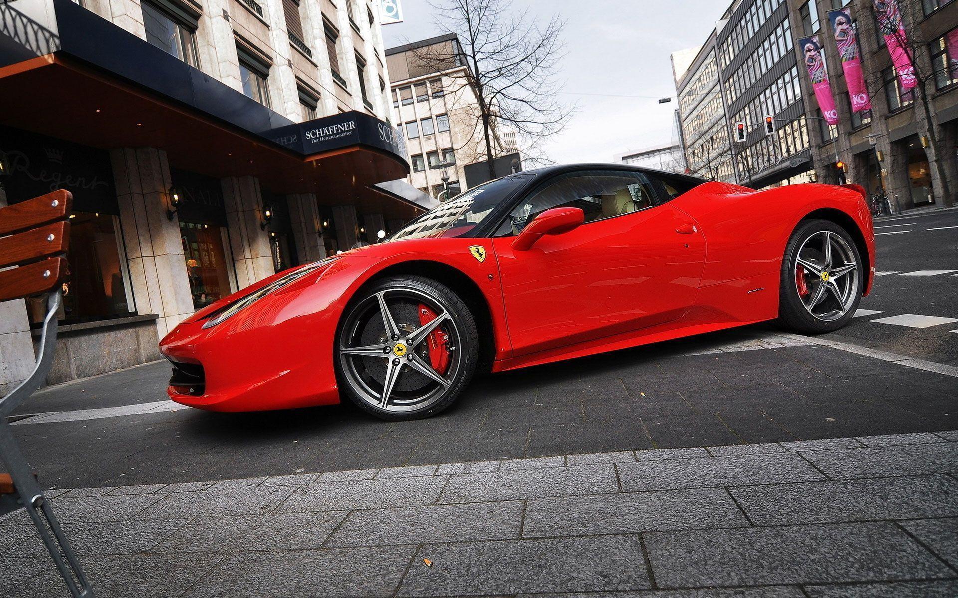 Ferrari 458 Italia Wallpapers Widescreen - Wallpaper Cave