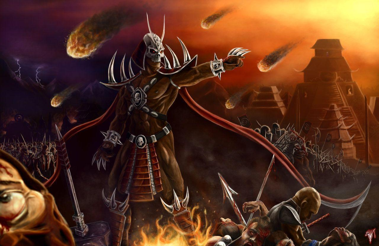 Shao Kahn Wallpapers - Wallpaper Cave