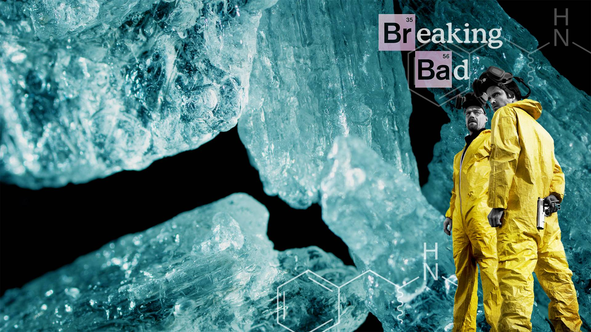 DeviantArt: More Like Breaking Bad 1080p Wallpapers by Ghosty94