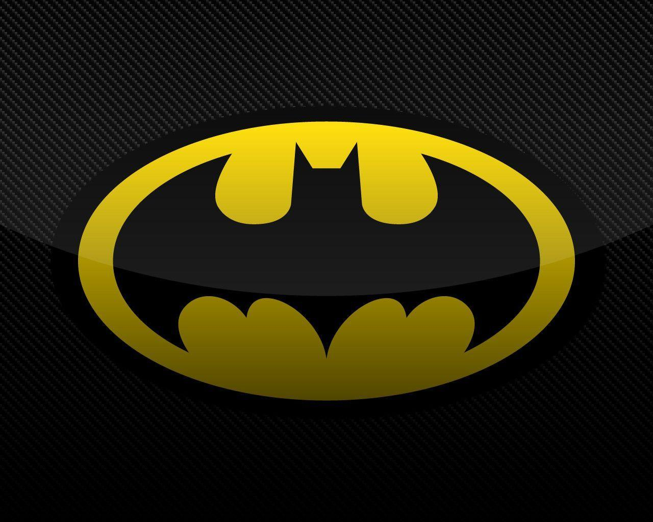 Batman black carbon fibre Logo hd wallpapers backgrounds « Logo