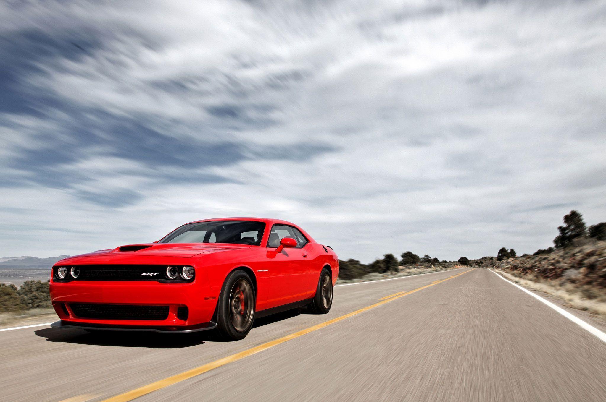 Dodge charger srt8 red wallpaper