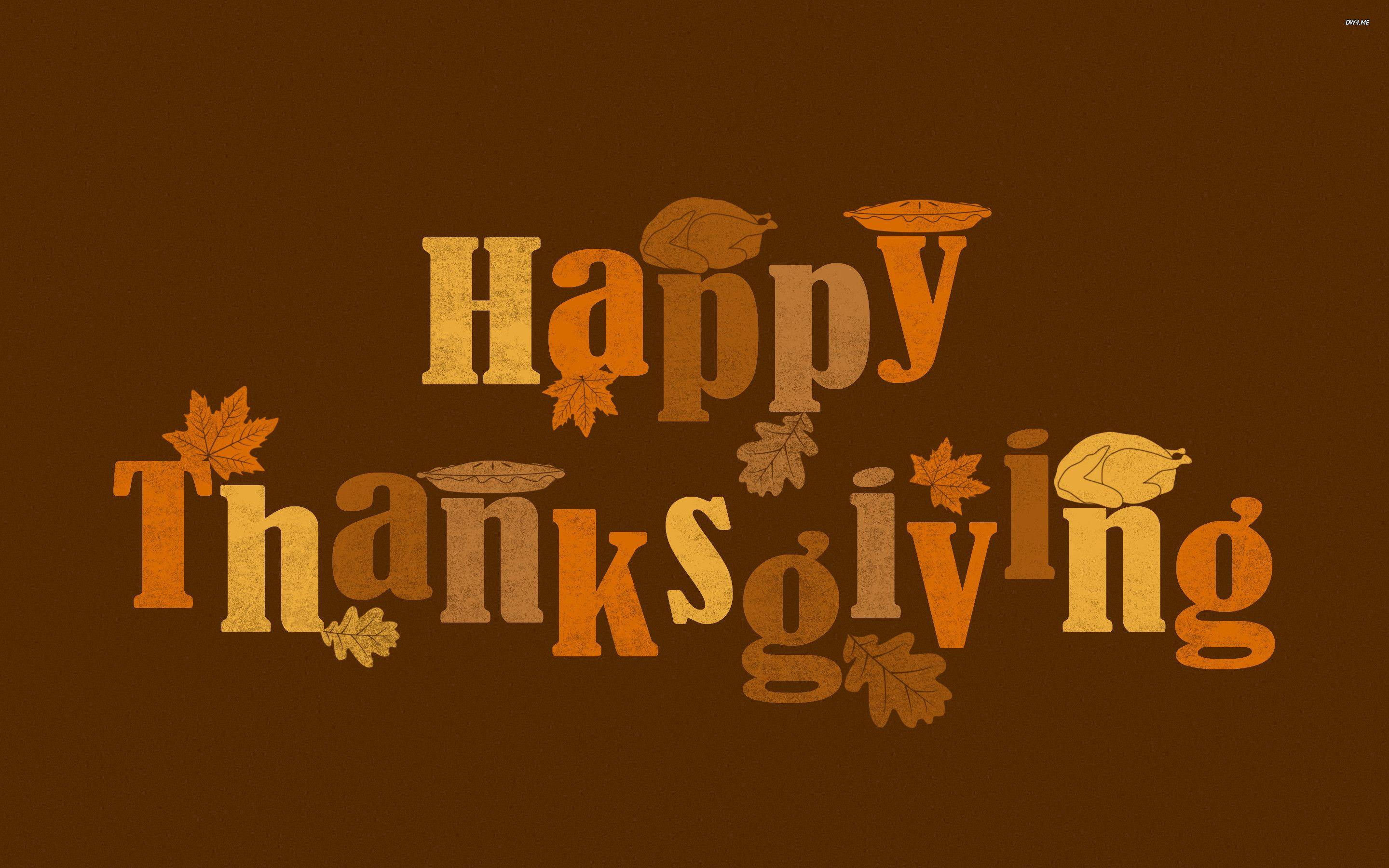Happy Thanksgiving Wallpapers - Wallpaper Cave
