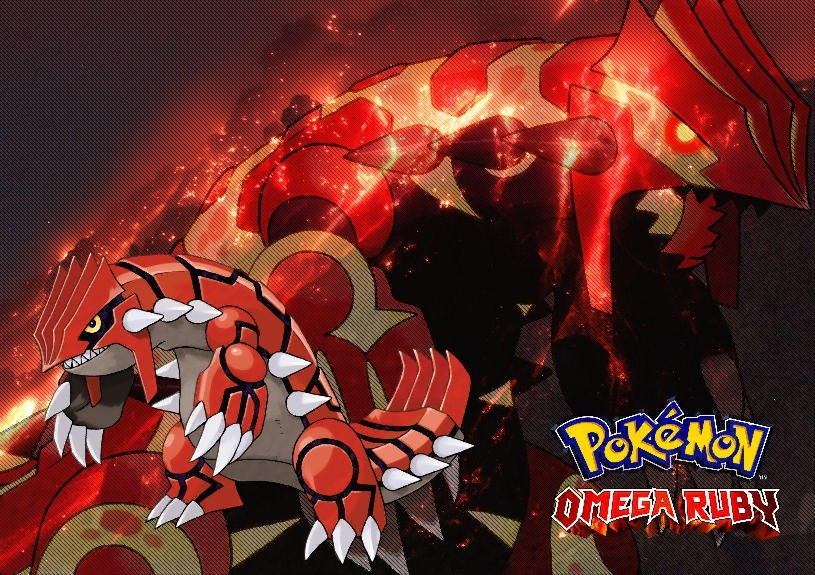 Groudon Wallpapers Wallpaper Cave