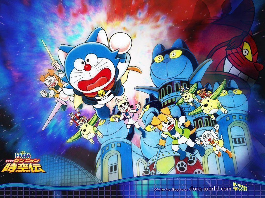 Pictures of Doraemon - 3D Wallpapers HD