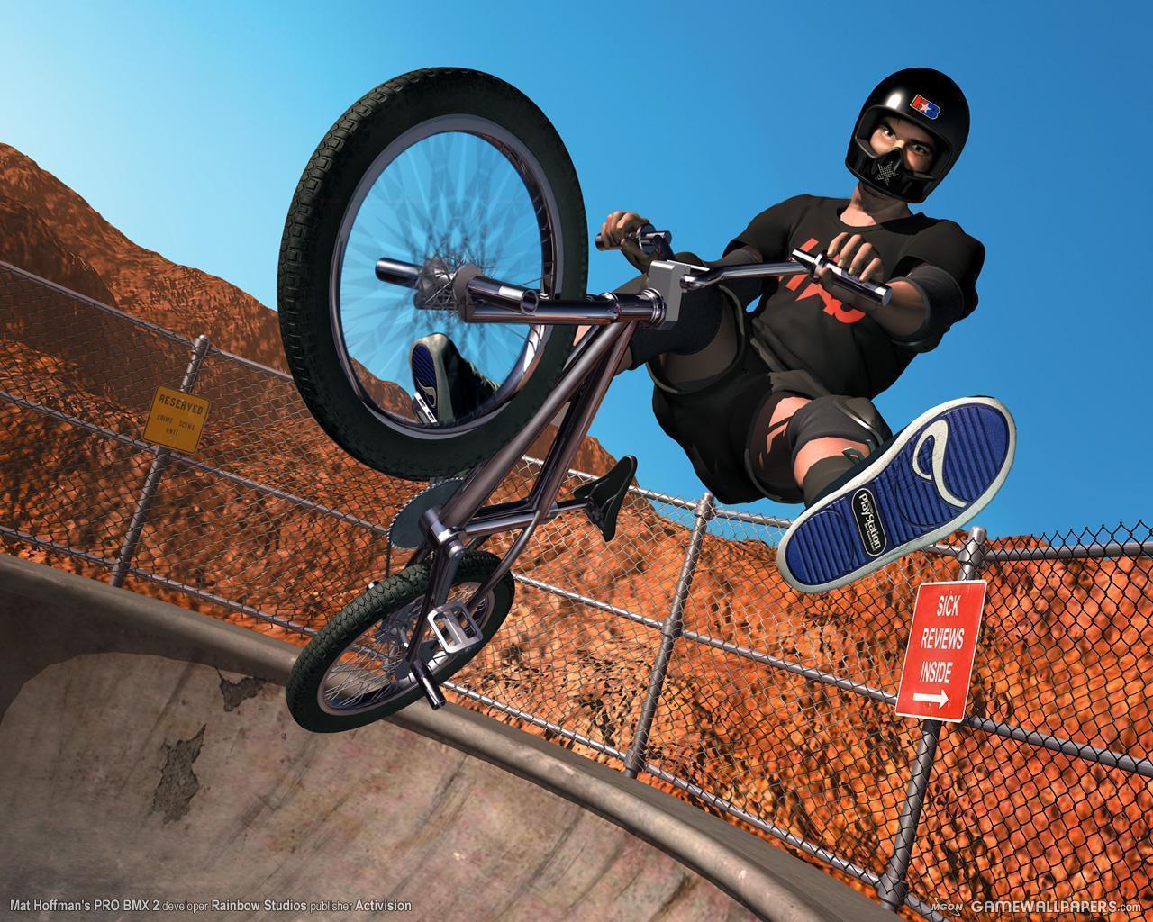 BMX Sunday Bikes Wallpapers
