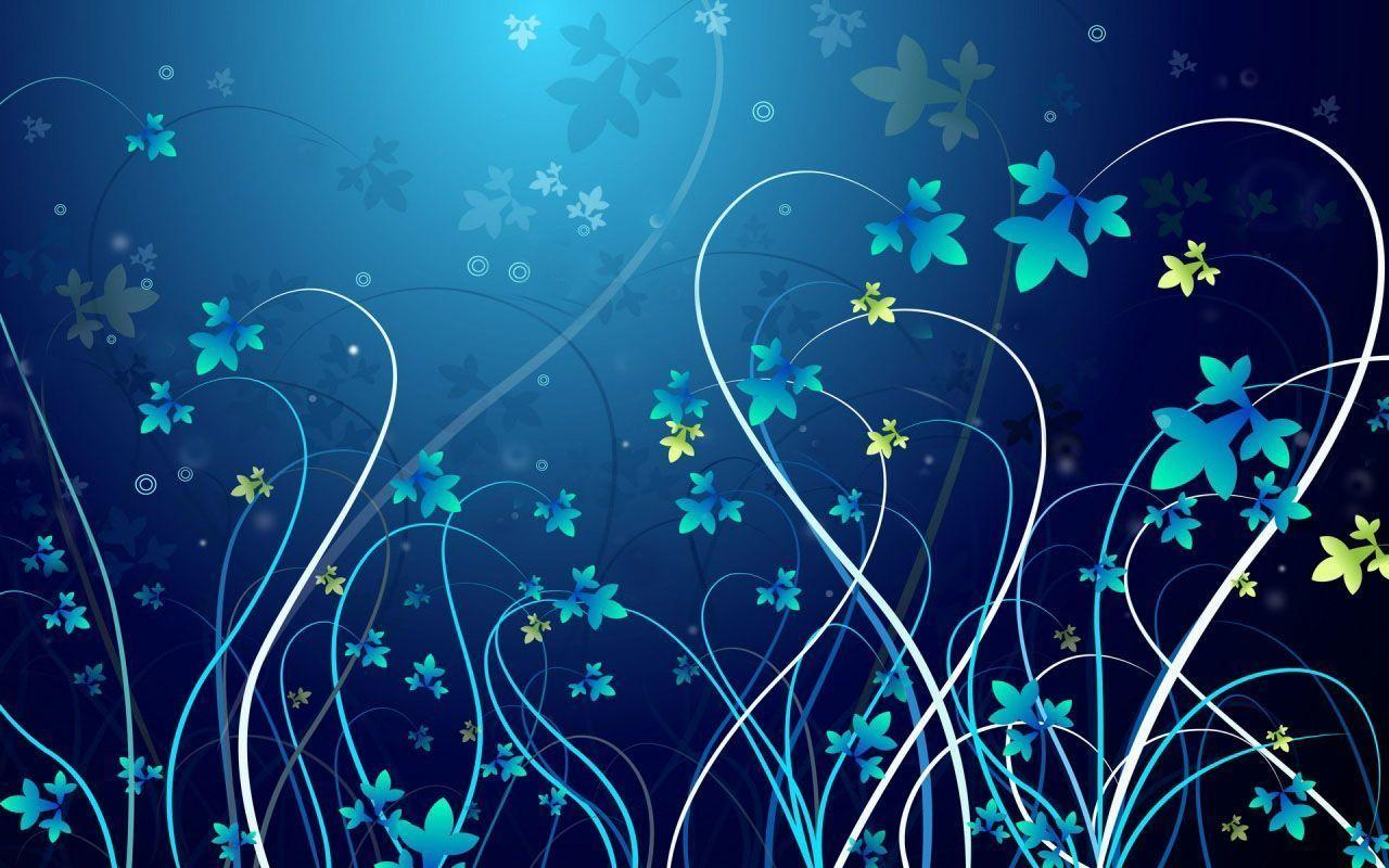 blue flowers backgrounds wallpaper cave
