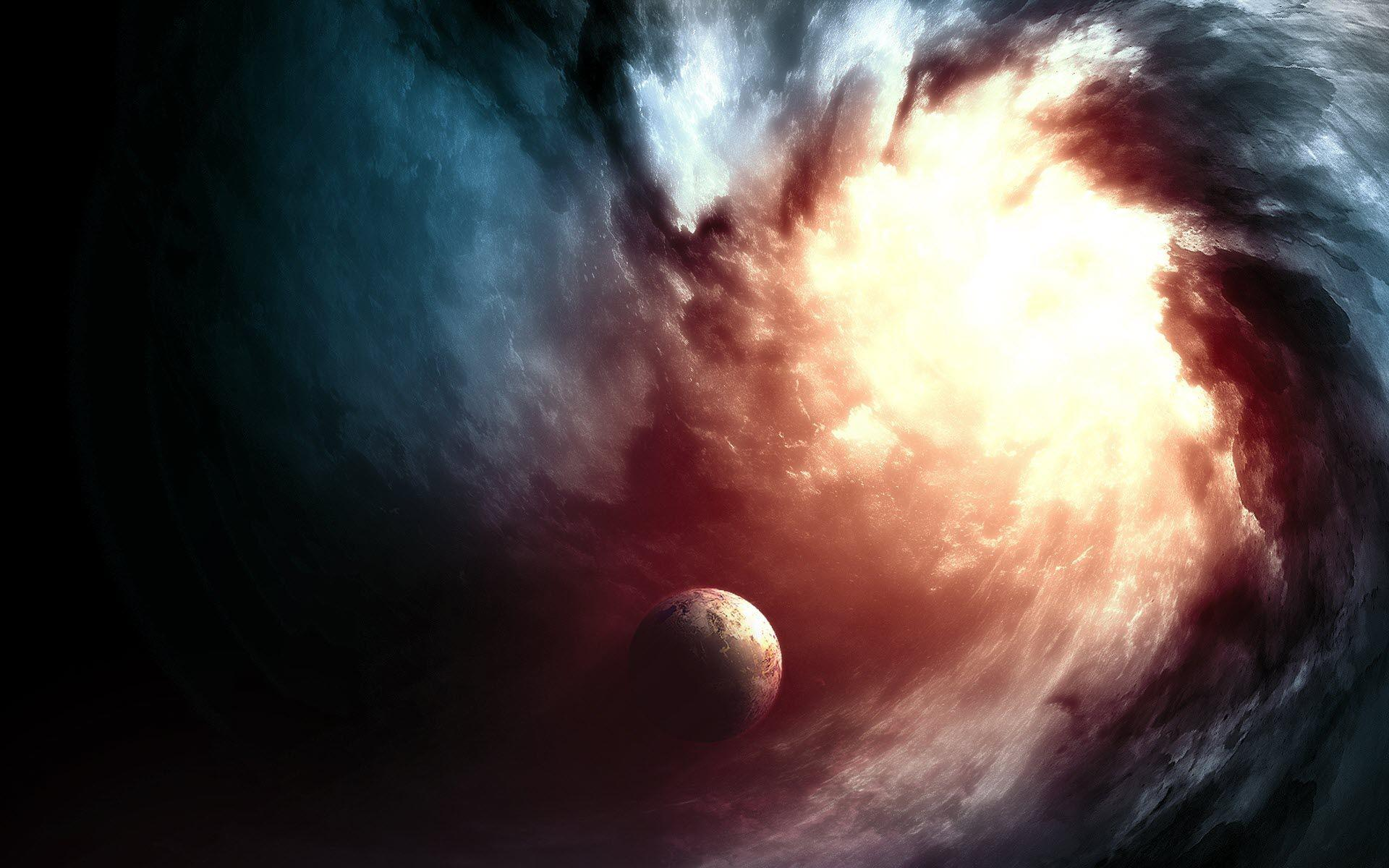 Cool Backgrounds HD Space Black Hole