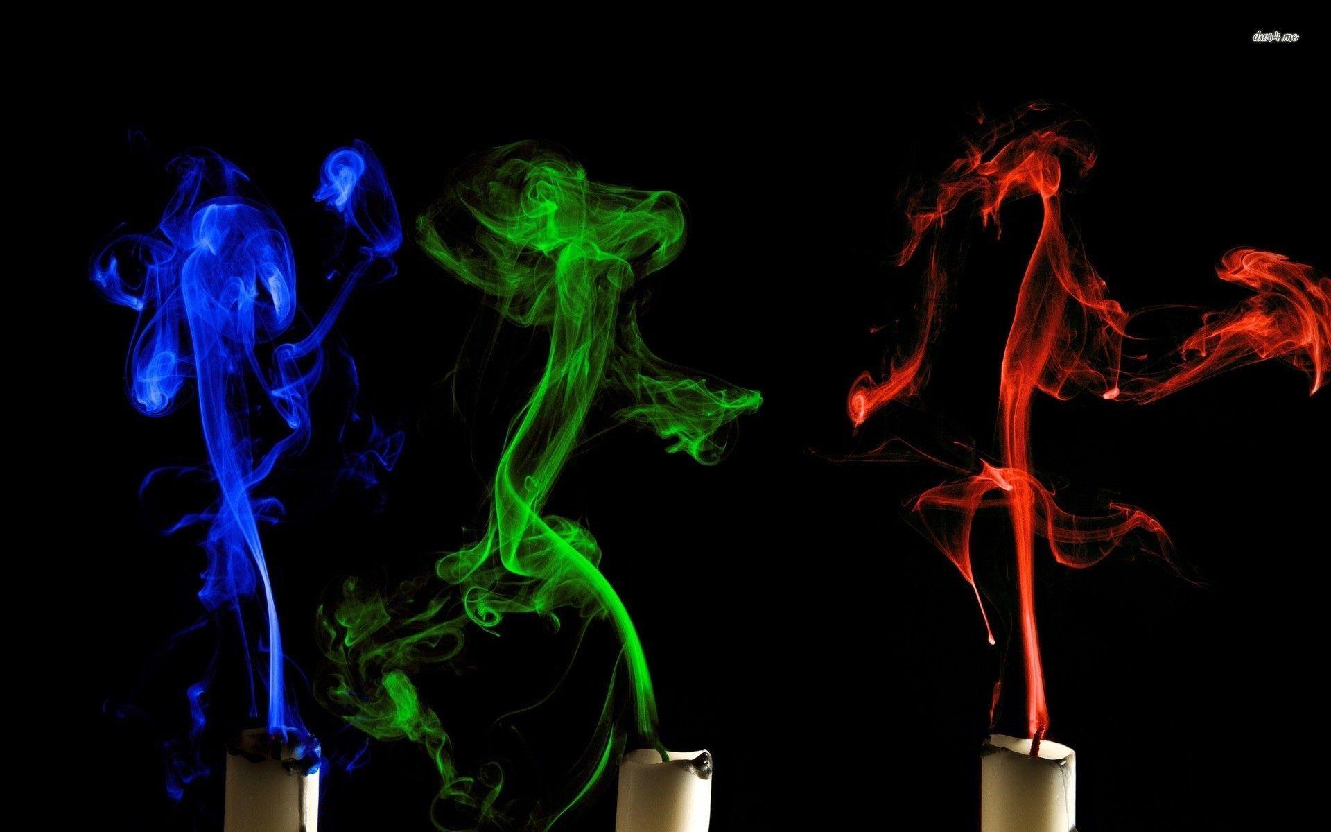 colorful smoke wallpaper designs - photo #27