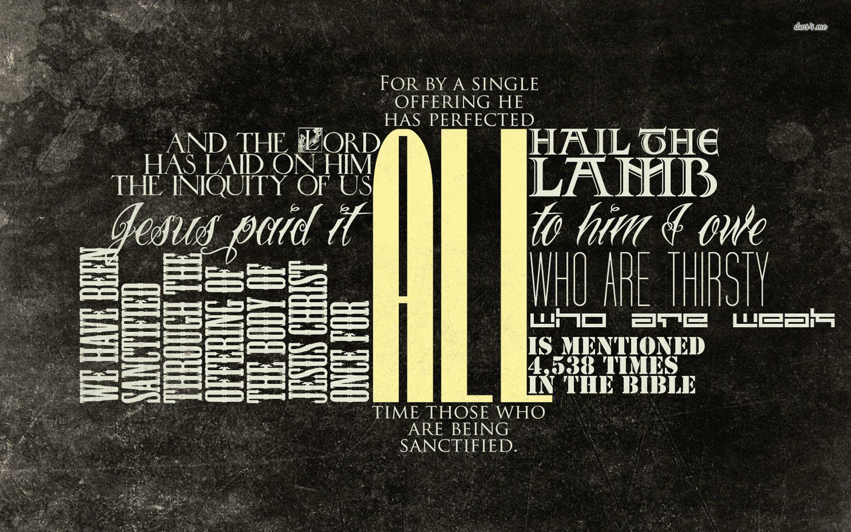 bible verse wallpapers wallpaper cave