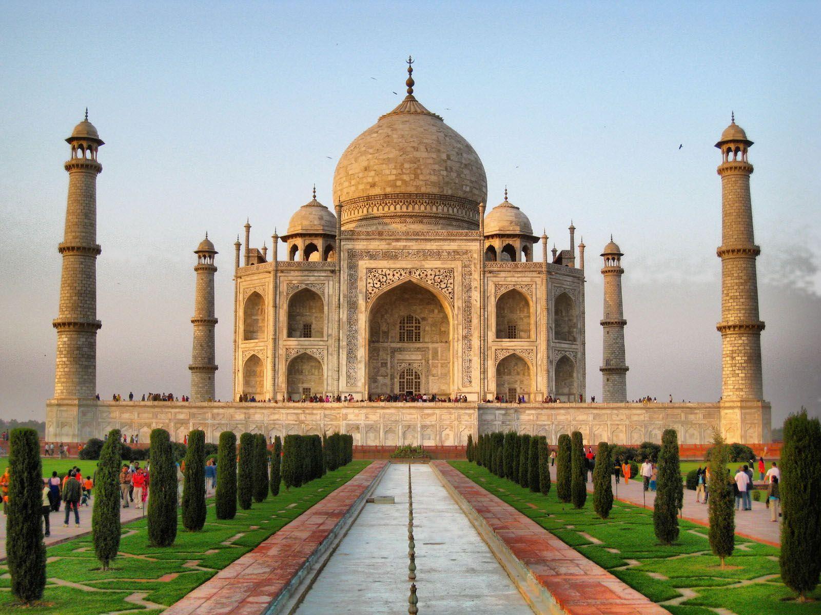 Taj Mahal Backgrounds Wallpaper Cave