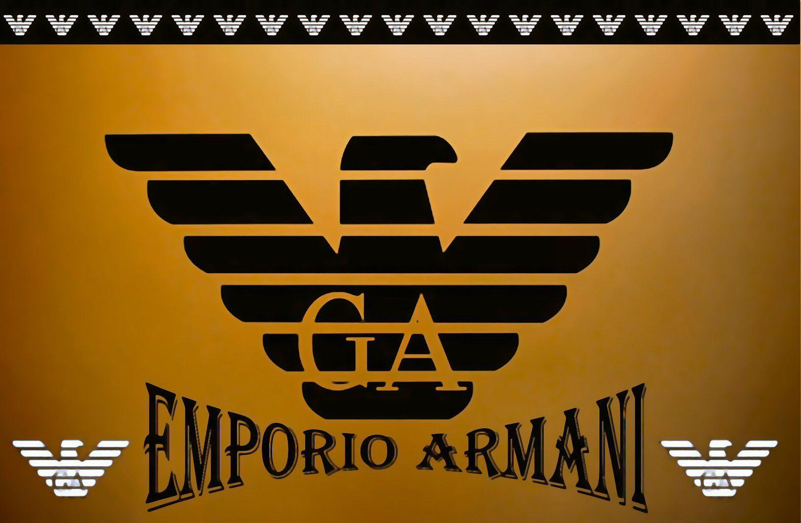 Armani wallpapers wallpaper cave - Emporio giorgio armani logo ...