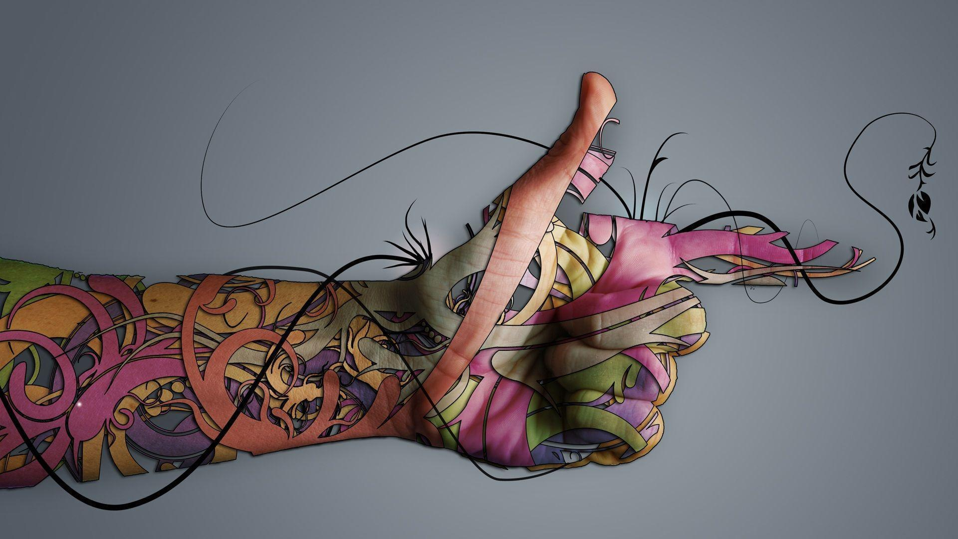 Hd wallpaper tattoo - Cool Tattoo Backgrounds 1920 1080 High Definition Wallpaper