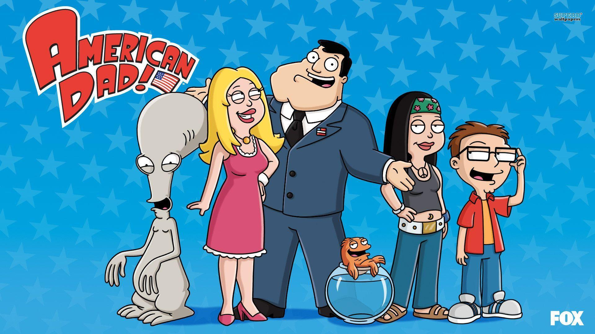 American Dad! Wallpapers | HD Wallpapers Base