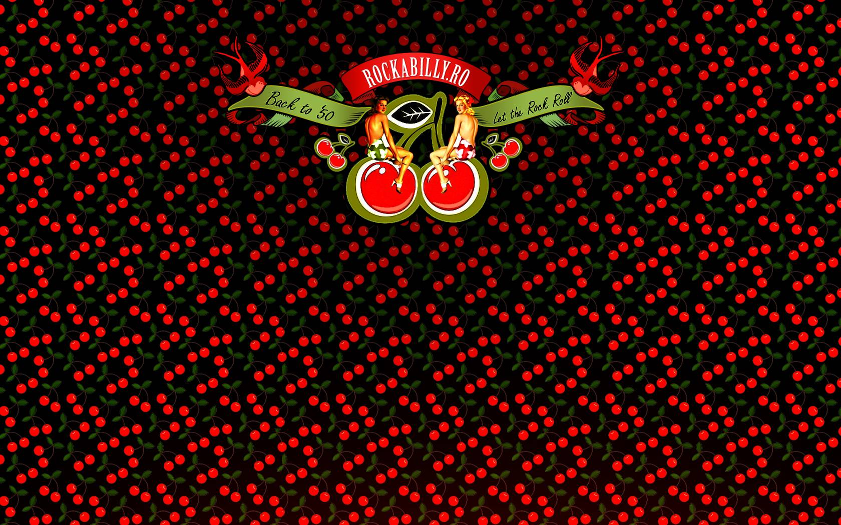 Images For > Rockabilly Wallpaper Background