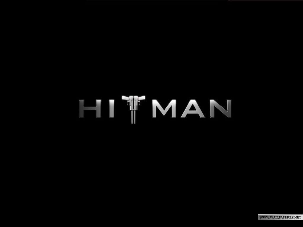 Pix For > Hitman Logo Hd Wallpaper