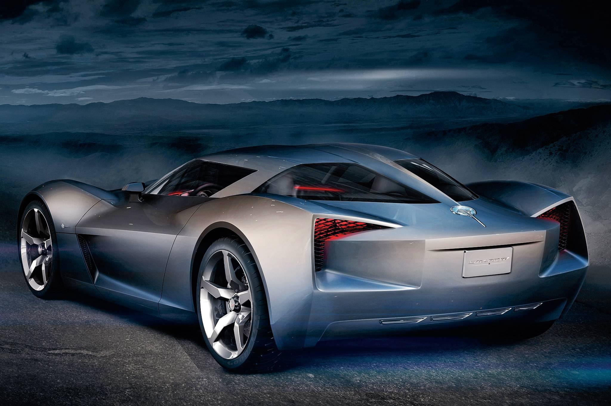 2015 chevrolet corvette stingray concept photo wallpaper 24048 - Corvette 2015 Stingray Blue