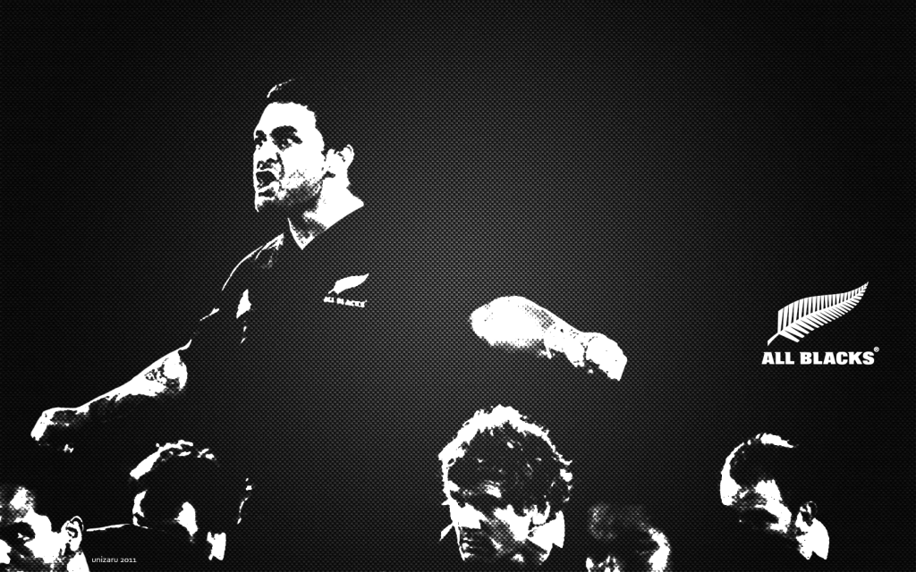 All Black Rugby Wallpapers