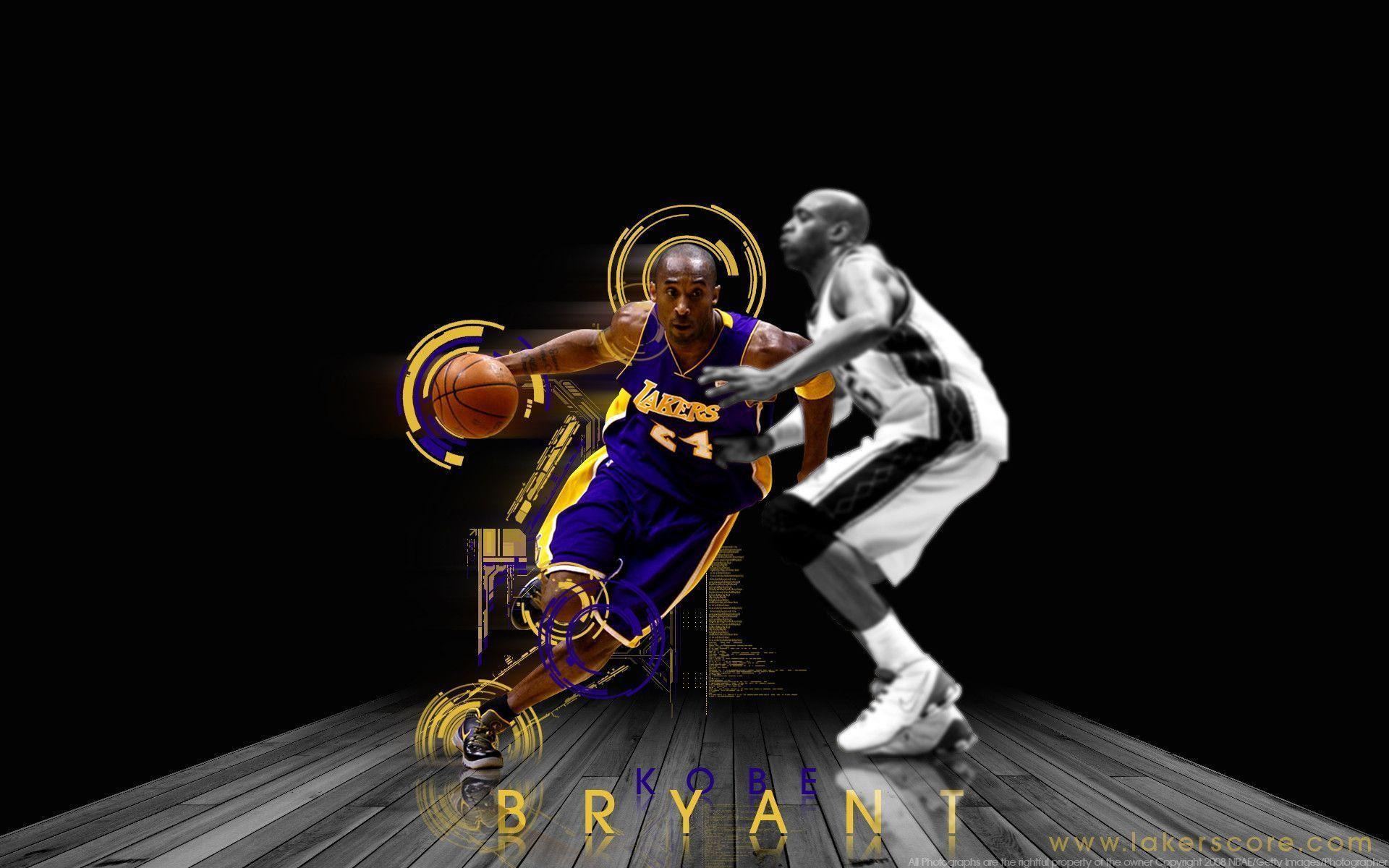 Cool Basketball Player Wallpapers: Kobe Bryant Wallpapers HD 2015