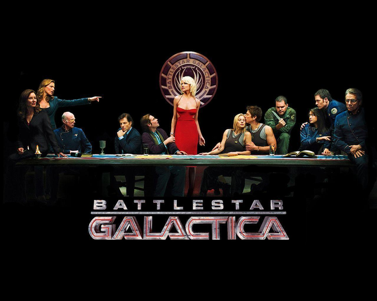 Battlestar Galactica Episodenguide