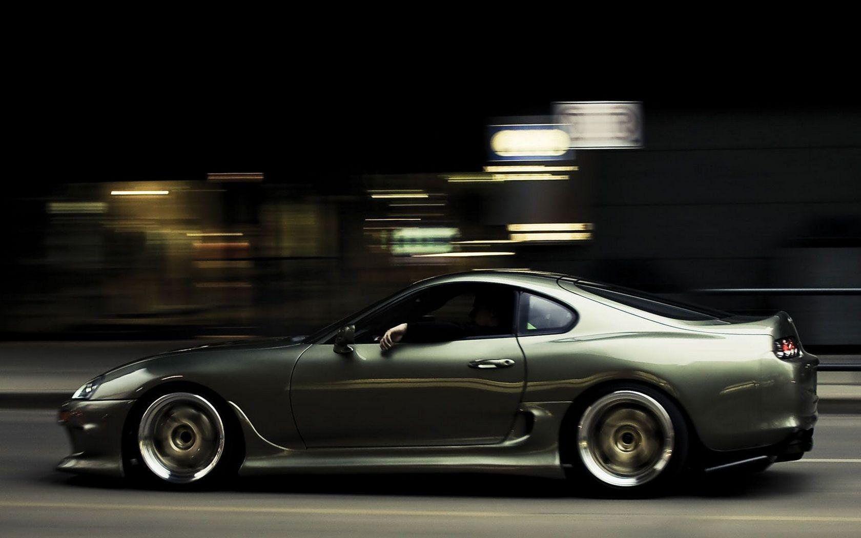 Vehicles For > Toyota Supra Wallpapers 1680x1050