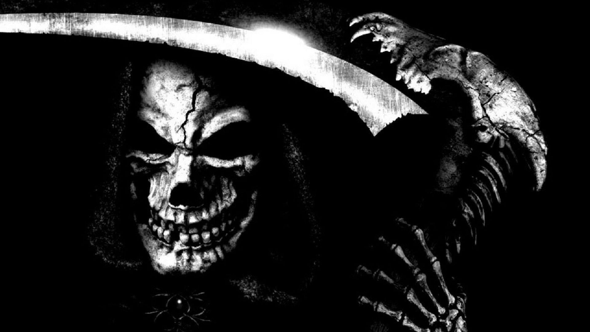 Grim Reaper HD Wallpapers Backgrounds Wallpaper